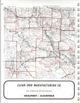Map Image 015, Clearfield County 1977
